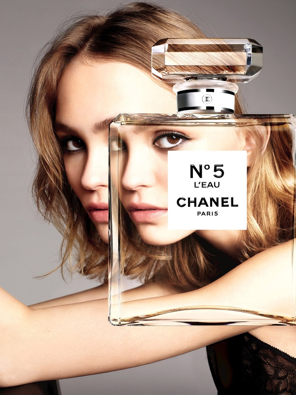 Lily Rose - Chanel N°5