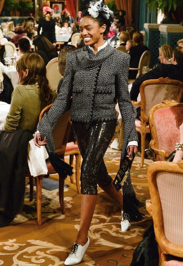 Défilé Chanel Métiers d'Art 2017
