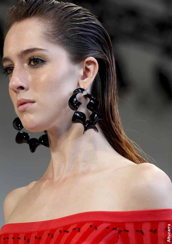 Boucles d'oreilles Altuzarra