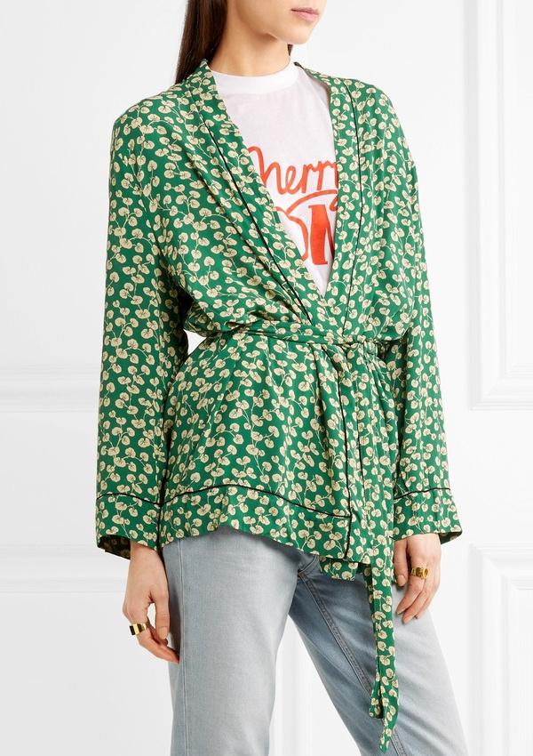Esprit Veste Une Wanted Kimono Tendances Pyjama Mode De Px74Izn