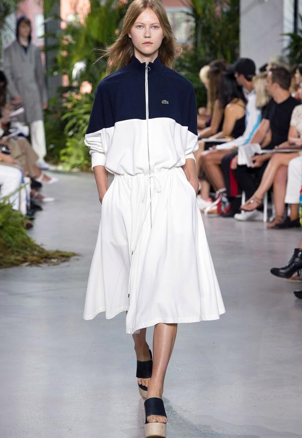 Robe Mode Lacoste WantedUne Sportswear Tendances De b76fgYyv