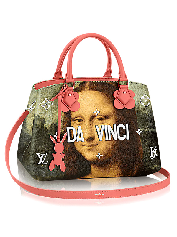 Sac Montaigne Louis Vuitton x Jeff Koons