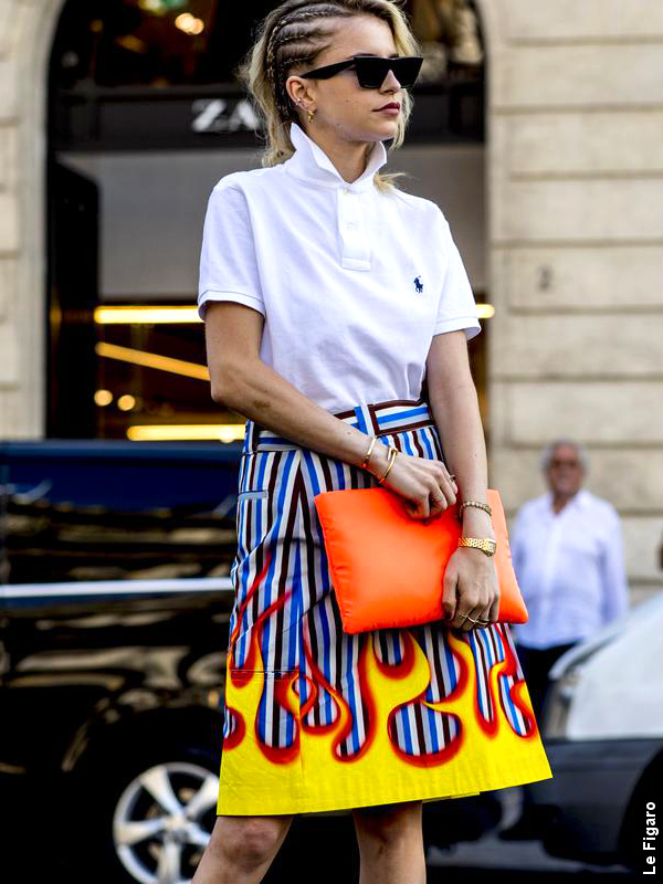 Street Style - Haute Couture 2018/2019