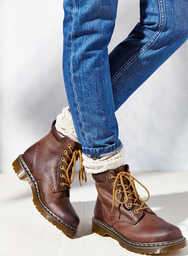 Wanted : une paire de boots marron Tendances de Mode