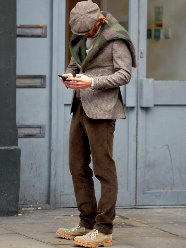 Ultra Street-style homme hiver 2020 : idées à retenir - Tendances de Mode DY-63