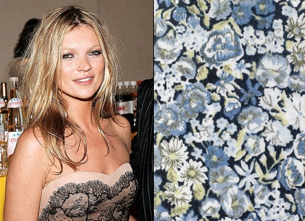 Kate Moss et Liberty