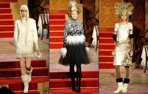 Chanel - Défilé Métiers d'Art 2009
