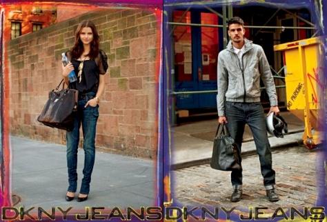 The Sartorialist pour DKNY