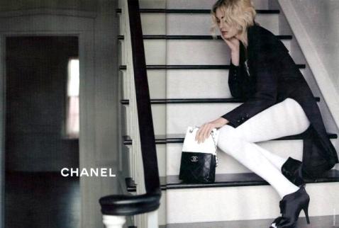 Chanel - Campagne printemps/été 2009