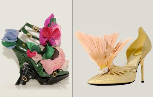 Roger Vivier - Haute Couture printemps 2009