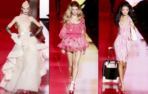 Défilé Barbie