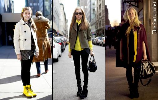 Le jaune, la It couleur