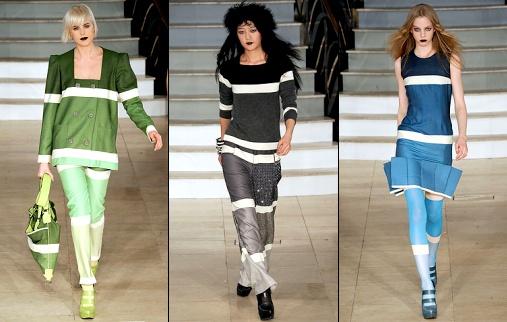 48106970192 Défilé House of Holland - Automne hiver 2009-2010 - Tendances de Mode