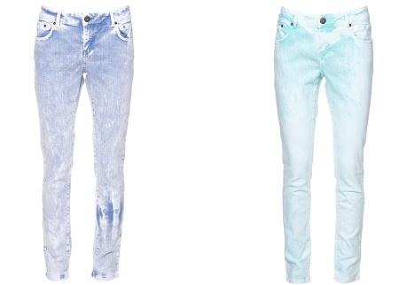 Jean bleach Topshop