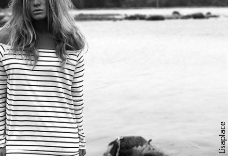 La marinère, le vêtement de l'été 2010