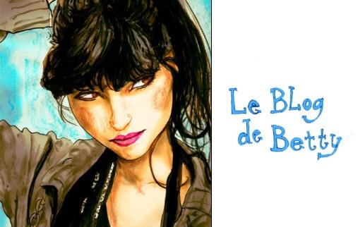 Le Blog de Betty