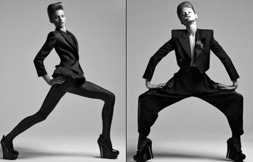 Anna Selezneva - Vogue France