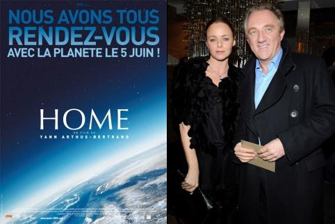 Francois Henri Pinault & Stella McCartney