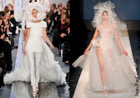 Robes de mariée 2009