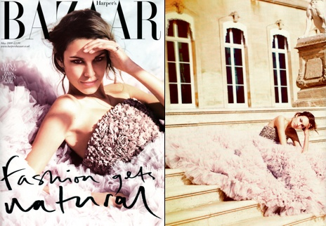 Alexa Chung - Harper's Bazaar