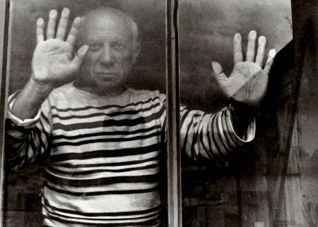 Picasso et sa marinière