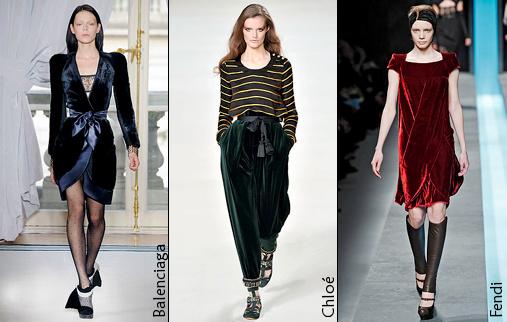 Tendances automne/hiver 2009-2010