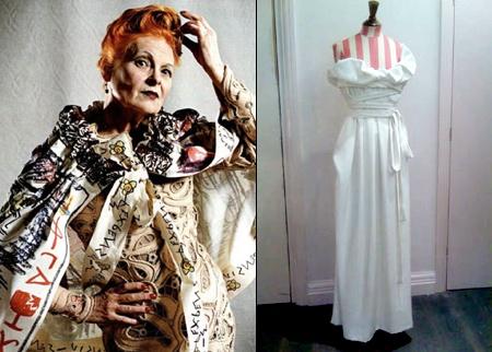 Robe de mari�e - Vivienne Westwood