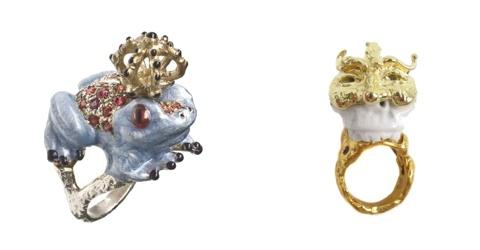 Les bijoux de Delfina Delettrez