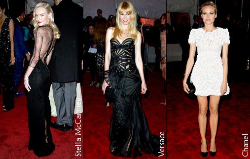 Kate Bosworth - Versace - Diane Kruger