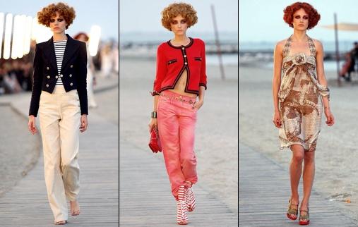 Chanel - Collection croisière 2010