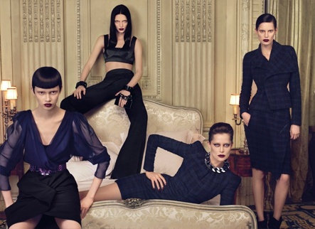 Campagne Givenchy 2009-2010