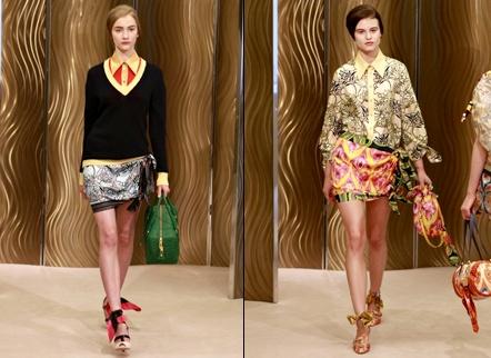 Prada - Collection croisi�re 2010