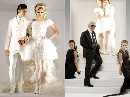 D�fil� Chanel Haute Couture