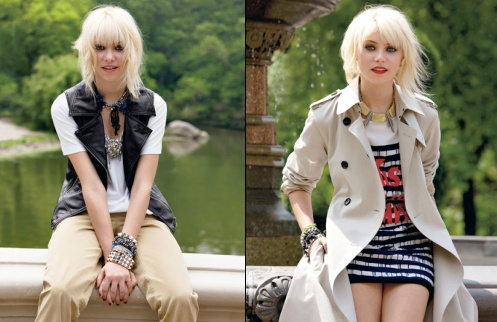 Taylor Momsen - Teen Vogue