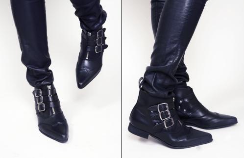 Low boots Underground