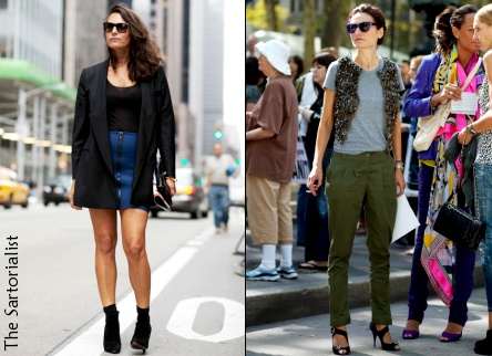 Fashion week new-yorkaise