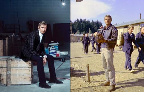 Steve McQueen - Les Clarks