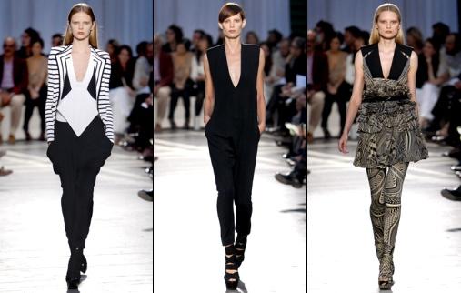 Défilé Givenchy 2010