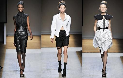 d fil yves saint laurent printemps t 2010 tendances de mode. Black Bedroom Furniture Sets. Home Design Ideas
