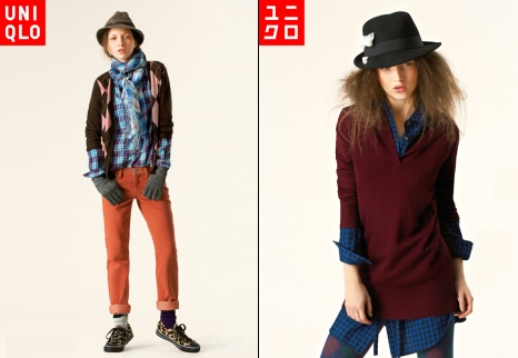 Uniqlo - Collection 2010