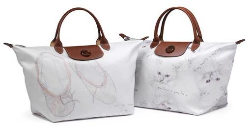 Sac A Main Besace Longchamp : Sac pliage longchamp by charles anastase tendances de mode