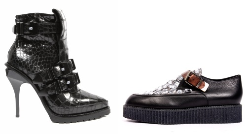 Les chaussures Creepers