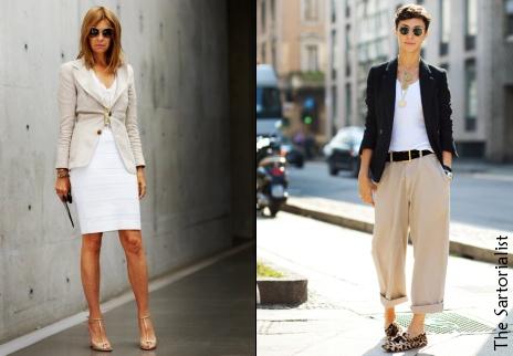 Blanc et beige : le bon mix