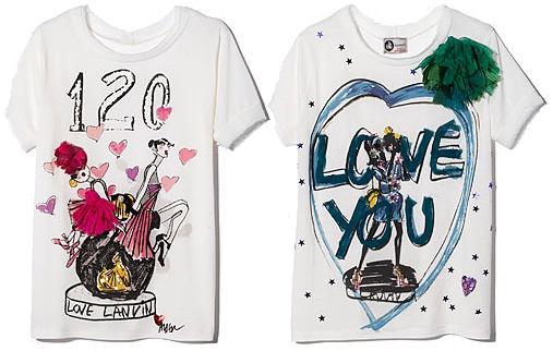 Tee-shirts Lanvin
