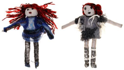 Les poupées Rodarte