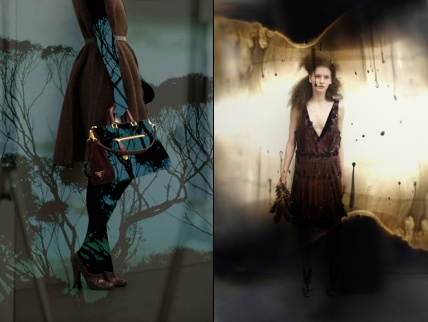 Look book Prada