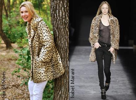La veste léopard