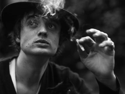 Pete Doherty par Hedi Slimane