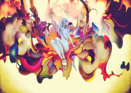 Campagne Prada - Trembled Blossom