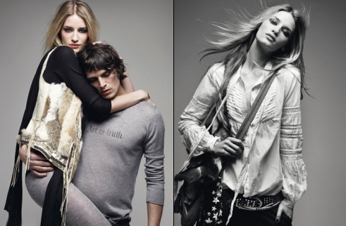 Campagne Zadig & Voltaire
